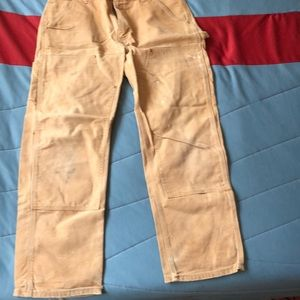 Carhartt men's work pants. 34 x 30.